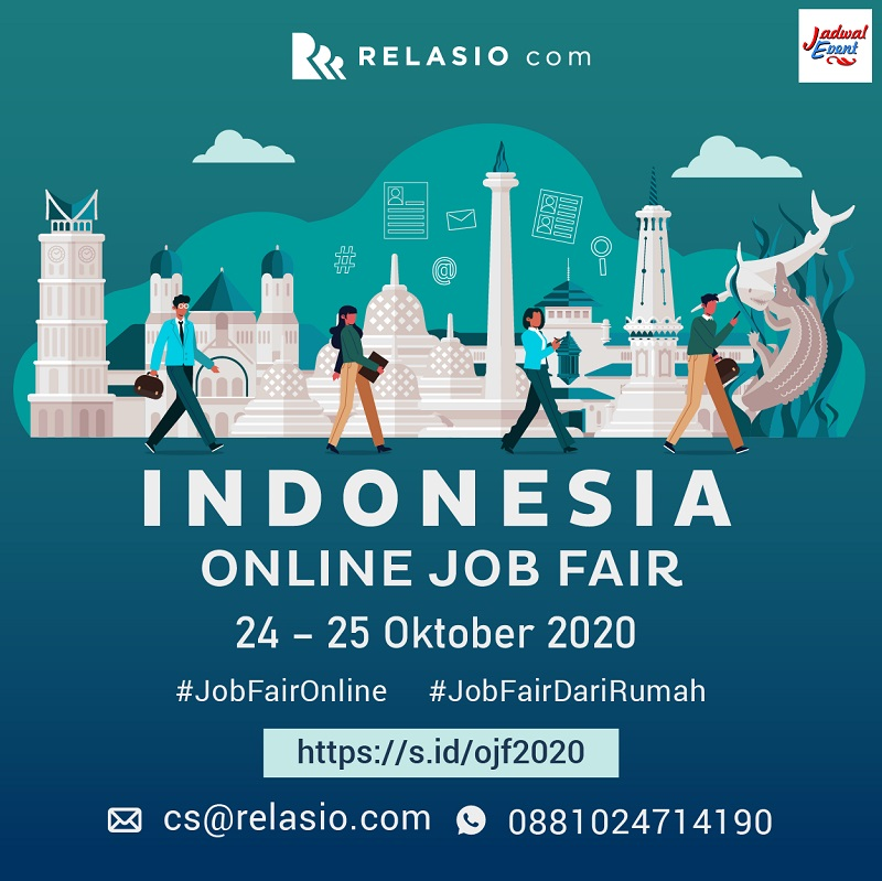 Indonesia Online Job Fair